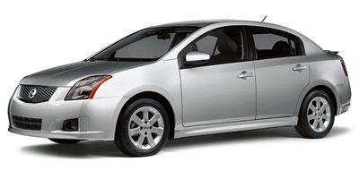2012 Nissan Sentra 2.0 S  - 2745