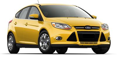 2012 Ford Focus SEL  - 2497