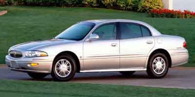 2002 Buick LeSabre CUSTOM 4dr Car Slide