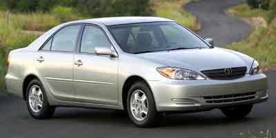 2002 Toyota Camry LE  - W17044