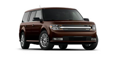 2013 Ford Flex  - Pearcy Auto Sales