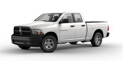 2012 Ram 1500 Tradesman 2WD Quad Cab  for Sale  - 10135  - Pearcy Auto Sales