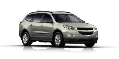 2012 Chevrolet Traverse LS  for Sale  - 6903.0  - Pearcy Auto Sales