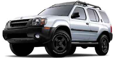 2002 Nissan Xterra XE 4WD  - 101227
