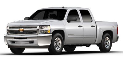 2013 Chevrolet Silverado 1500 Crew Cab 4WD  for Sale  - 14461  - C & S Car Company