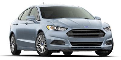 2013 Ford Fusion 4dr Sdn Titanium Hybrid