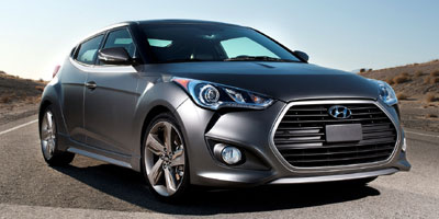 2013 Hyundai Veloster Turbo w/Black Int  for Sale  - 10224  - Pearcy Auto Sales
