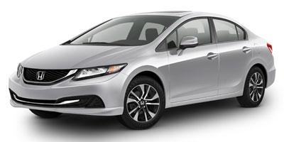 2013 Honda Civic EX  for Sale  - P5660A  - Astro Auto