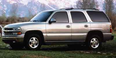 Medium Charcoal Gray Metallic 2002 Chevrolet Tahoe LT SUV Wake Forest NC