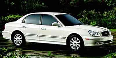 2002 Hyundai Sonata 4D Sedan V6  for Sale  - SB6219C  - C & S Car Company