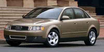 2002 Audi A-4 1.8T QUATTRO AWD  - 101042