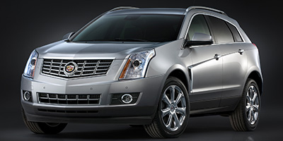 2014 Cadillac SRX Luxury  - 583403