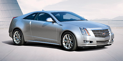 2014 Cadillac CTS Coupe  - McKee Auto Group