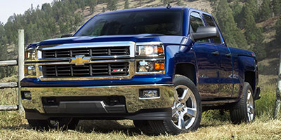 2014 Chevrolet Silverado 1500 LT  for Sale  - 4769A  - Vannoy Chevrolet