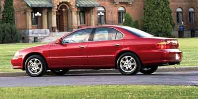 2000 Acura TL SD  - 101208D