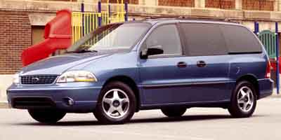 2002 Ford Windstar 4D Wagon  for Sale  - 15293A  - C & S Car Company