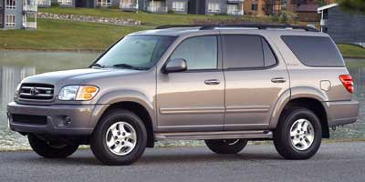 2002 Toyota Sequoia   for Sale  - R15912  - C & S Car Company