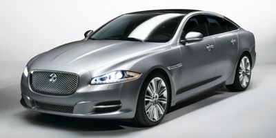 2015 Jaguar XJ 4dr Sdn Supercharged RWD