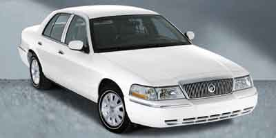 2003 Mercury Grand Marquis GS  - 101236D