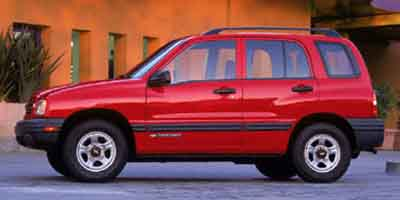 2002 Chevrolet Tracker Base 2WD  for Sale  - BV9144B  - Astro Auto
