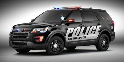 Utility Police Interceptor AWD 4dr