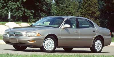 White 2001 Buick LeSabre LIMITED 4dr Car Lexington NC