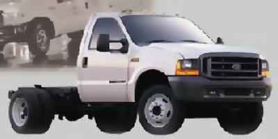 2004 Ford F-350 Supercab 4WD DRW  - FE175035