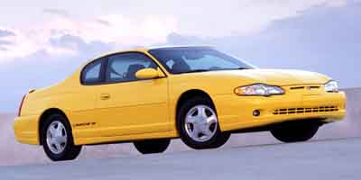 2003 Chevrolet Monte Carlo SS  for Sale  - 6830.1  - Pearcy Auto Sales