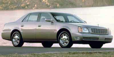 2000 Cadillac DeVille 4D Sedan  for Sale  - R15043  - C & S Car Company