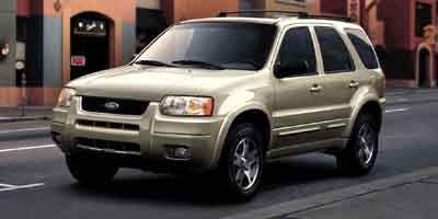 2003 Ford Escape Limi