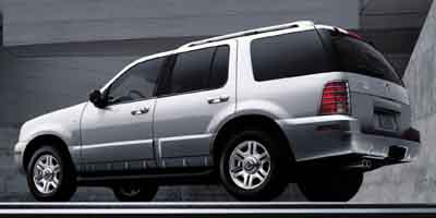 2003 Mercury Mountaineer 4D SUV AWD  for Sale  - R14940  - C & S Car Company