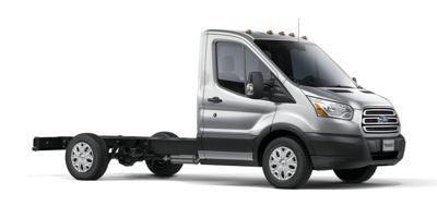 "Transit Chassis Cab T-250 138"" 9000 GVWR SRW"