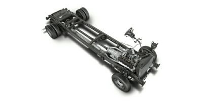 """Econoline Commercial Chassis E-350 Stripped Chassis 138"""""""