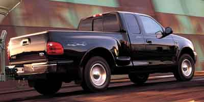 2003 Ford F-150  - Dynamite Auto Sales