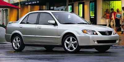 2002 Mazda Protege 4D Sedan  for Sale  - SB6796A  - C & S Car Company