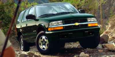 2002 Chevrolet Blazer LS 4WD  for Sale  - X8327A  - Jim Hayes, Inc.