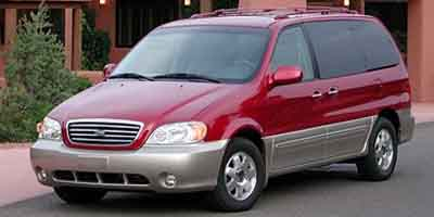 2003 Kia Sedona EX  for Sale  - 456045  - Urban Sales and Service Inc.