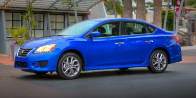2014 Nissan Sentra SR  for Sale  - 7145.0  - Pearcy Auto Sales
