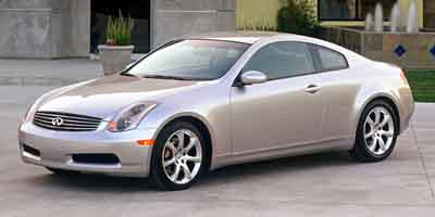 2003 Infiniti G35 Coupe w/Leather  - 13350