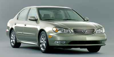 2003 Infiniti I35 Luxury  for Sale  - 7148.0  - Pearcy Auto Sales