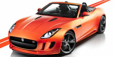 2015 Jaguar F-TYPE Décapotable 2 portes V6