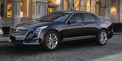 2018 Cadillac CT6 Sedan Luxury RWD