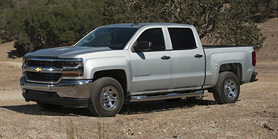 2016 Chevrolet Silverado 1500 LT 4WD Crew Cab  for Sale  - 7367C  - Jim Hayes, Inc.