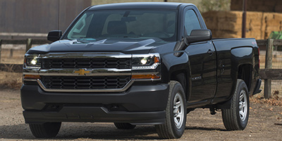 2018 Chevrolet Silverado 1500  - Haggerty Auto Group