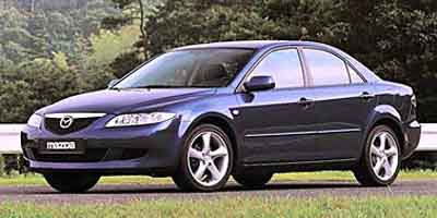 2003 Mazda Mazda6   for Sale  - SB7199B1  - C & S Car Company