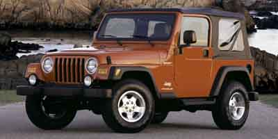 2004 Jeep Wrangler SE  for Sale  - 6882.0  - Pearcy Auto Sales