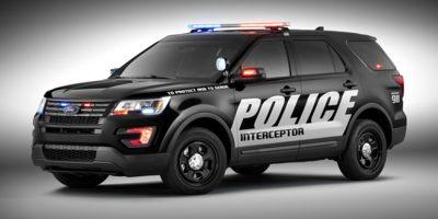 2017 Ford Police Interceptor Utility Base  - 7654B