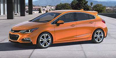 2018 Chevrolet Cruze  - Haggerty Auto Group