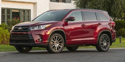 2017 Toyota Highlander Limited AWD  - 1350