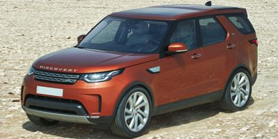 2017 Land Rover Discovery 4WD 4dr SE